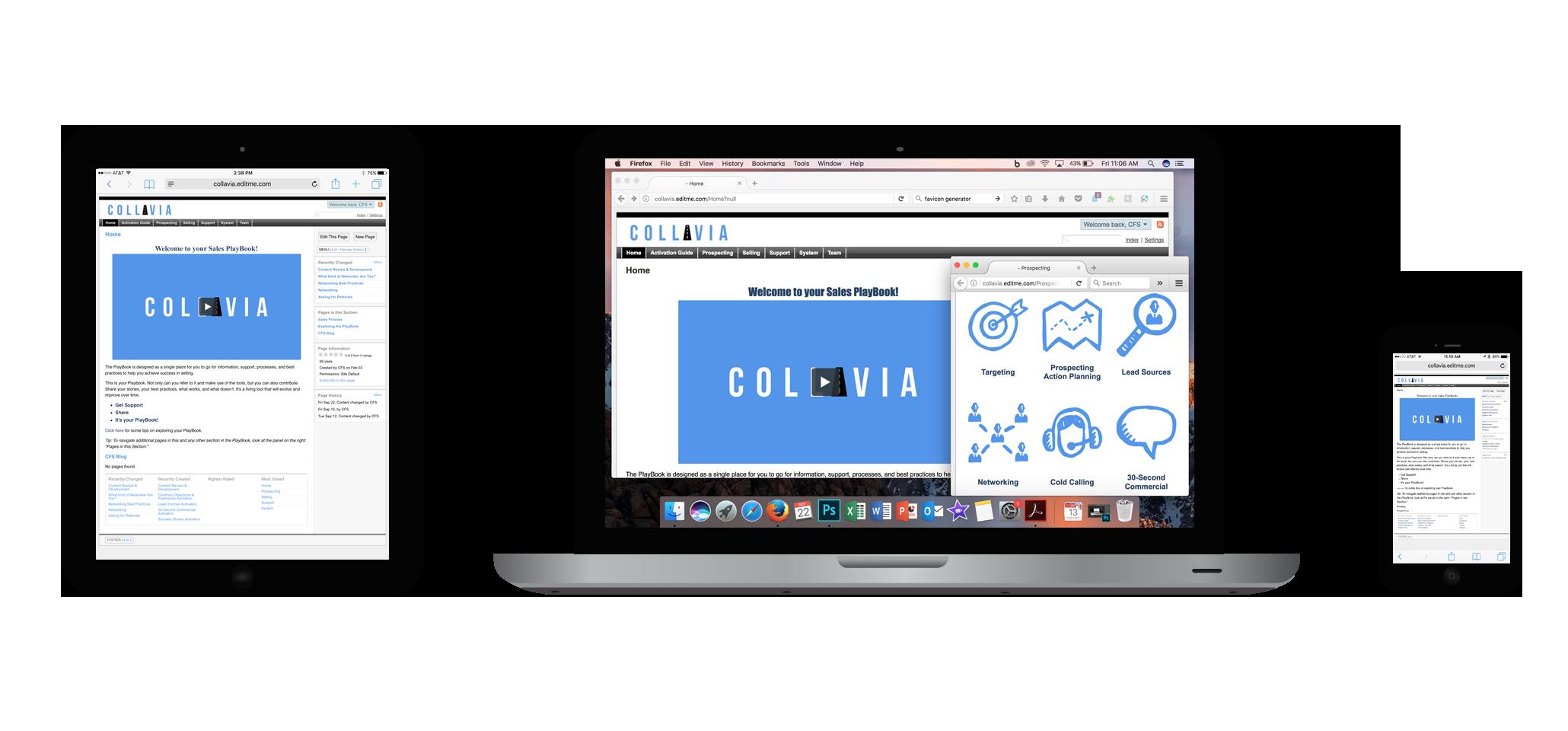 Collavia-PlayBook-Demo
